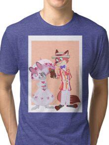 jolly holiday Tri-blend T-Shirt