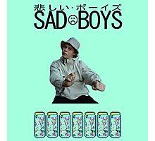 Sad Boys Yung Lean  Photographic Print