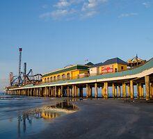 Galveston Pleasure Pier #2 by psankey