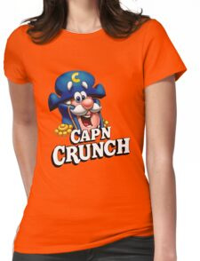 Capn Crunch Womens Fitted T-Shirt