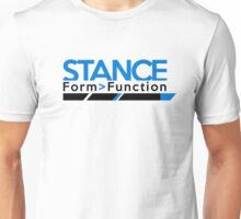 Stance form > function (2) Unisex T-Shirt