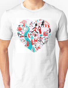 The Landmark London Unisex T-Shirt