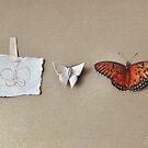 Symbolic Still Life by Elena Kolotusha