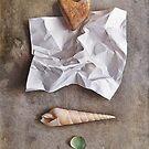 Unwritten letter - 1 by Elena Kolotusha