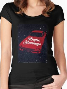 Classic monkeys Women's Fitted Scoop T-Shirt