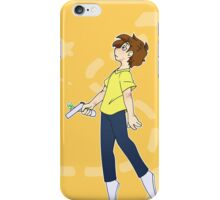 The Answer is Don't Think About it iPhone Case/Skin
