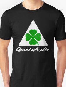 Quadrifoglio Alfa Fill Graphic Print Unisex T-Shirt