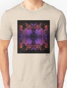 Sunset Lace Unisex T-Shirt