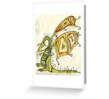 Tiff's Dragon Greeting Card