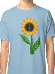 PeaceFlower Classic T-Shirt