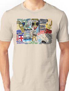 I Love London 578 Unisex T-Shirt