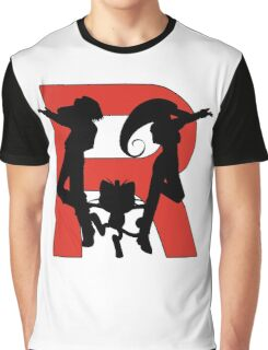 Team Rocket Graphic T-Shirt