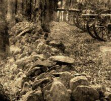 Northern Virginia Artillery Gettysburg Sticker