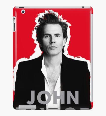 John Taylor Duran Duran iPad Case/Skin