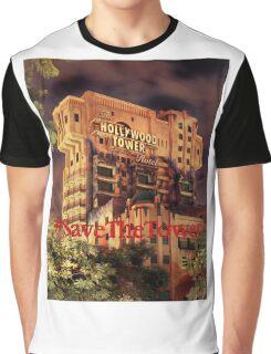 #SaveTheTower Graphic T-Shirt