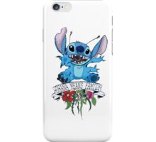 Lilo and Stitch - Ohana Means Family iPhone Case/Skin