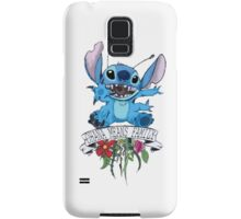 Lilo and Stitch - Ohana Means Family Samsung Galaxy Case/Skin