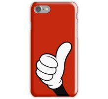 Cool Thumbs iPhone Case/Skin