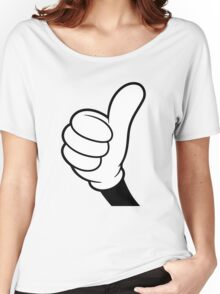 Thumbs Women's Relaxed Fit T-Shirt