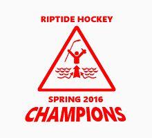 RIPTIDE HOCKEY SPRING 2016 CHAMPIONS Unisex T-Shirt