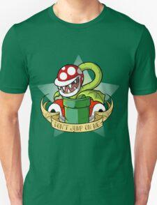Don't Jump On Me! Unisex T-Shirt