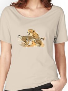 cheetahs Women's Relaxed Fit T-Shirt