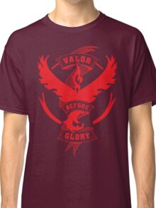 Team Valor before Glory! Classic T-Shirt