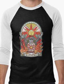 Church of the Sun Men's Baseball ¾ T-Shirt