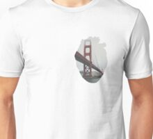 San Francisco in my heart Unisex T-Shirt