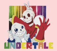 Brothers - Undertale Baby Tee