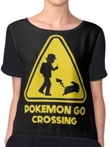 Pokemon Go Crossing Chiffon Top