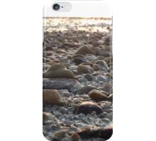 Beach Rocks work! iPhone Case/Skin