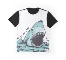 Save Shark Graphic T-Shirt