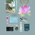 GOING TO HAWAII by Babeth Lafon