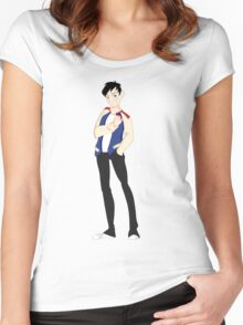 Phil the Poke-Master Women's Fitted Scoop T-Shirt