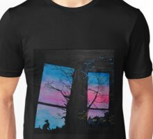 Let the outside in Unisex T-Shirt