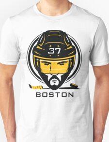 Boston Hockey T-Shirt Unisex T-Shirt
