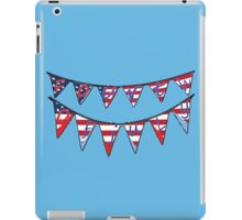 fourth of jully iPad Case/Skin