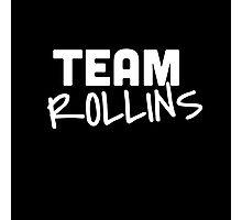 Team Rollins Photographic Print
