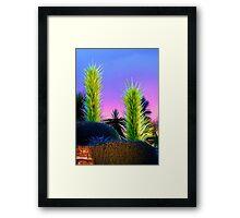 Desert Study 22B  Framed Print