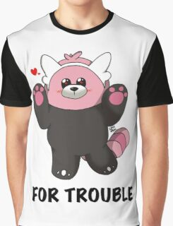 BEWEAR for Trouble Graphic T-Shirt