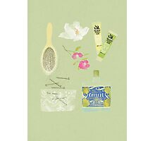 GIRLS STUFF Photographic Print