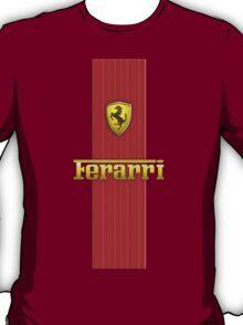 Ferrari Lover #3 [Gold - Red] #2 T-Shirt