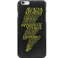 Curse You! Phone Case iPhone Case/Skin