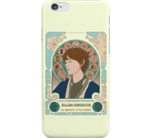 The Bravest Little Hobbit iPhone Case/Skin