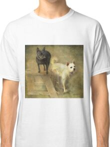 Happiness Is My Chihuahua Girlz Classic T-Shirt