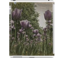 St James's Park Tulips iPad Case/Skin