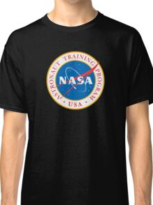 NASA - Astronaut Training Program Classic T-Shirt
