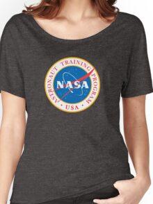 NASA - Astronaut Training Program Women's Relaxed Fit T-Shirt