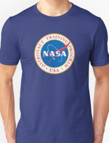 NASA - Astronaut Training Program Unisex T-Shirt